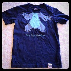 Authentic Hong Kong Disneyland Stitch T-shirt